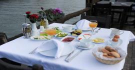 ağva acquaverde otel kahvaltı