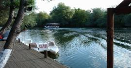 ağva el rio motel nehir kenarında olan