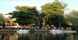 ağva el rio motel nehir kenarı