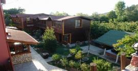 ağva el rio motel bungalov odalar