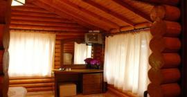 ağva orman evleri ahşap odalar