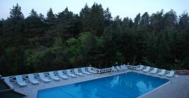 ağva orman evleri havuzlu otel