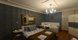 ağva sweet home otel lüks odalar