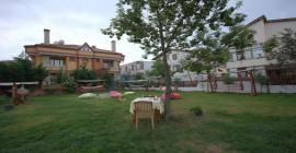 ağva villa park motel bahçe fotoğrafları