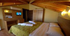 ağva villa park motel şömineli odalar