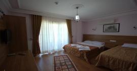 ağva villa park motel ayrı yataklı odala